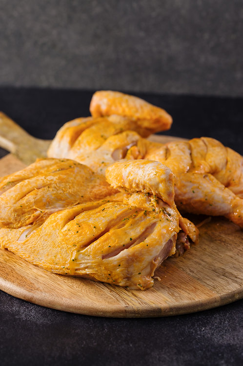 Split Marinated Garlic Butter Chicken (750g)