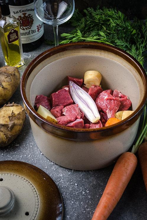 Extra Lean Diced Beef Steak