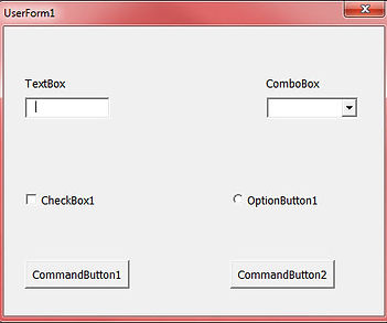 Excel Simple UserForm by XlsDesign