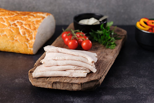 Premium Cooked Sliced Turkey Breast