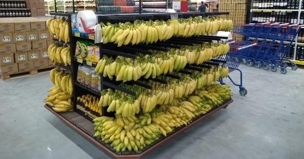 Bananeiro de Centro com Nichos