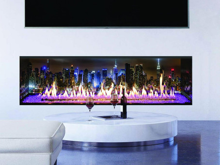 Shop Stellar! Custom Gas Fireplaces: Beautiful & Great For Remodeling.