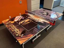 custom ping pong table wrap