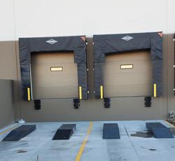 Sectional Dock Doors Repair