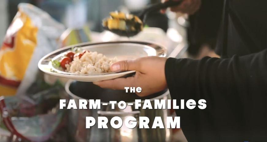 Farm-to-Families Program