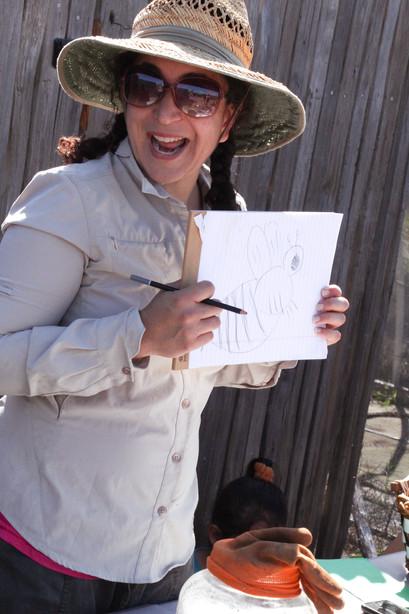 Instructor Diana