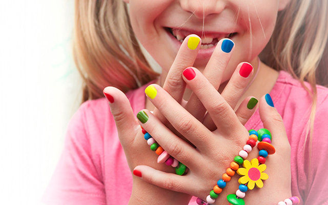 Kid's Manicures