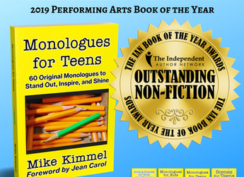 Performing Arts Book of the Year for 2019