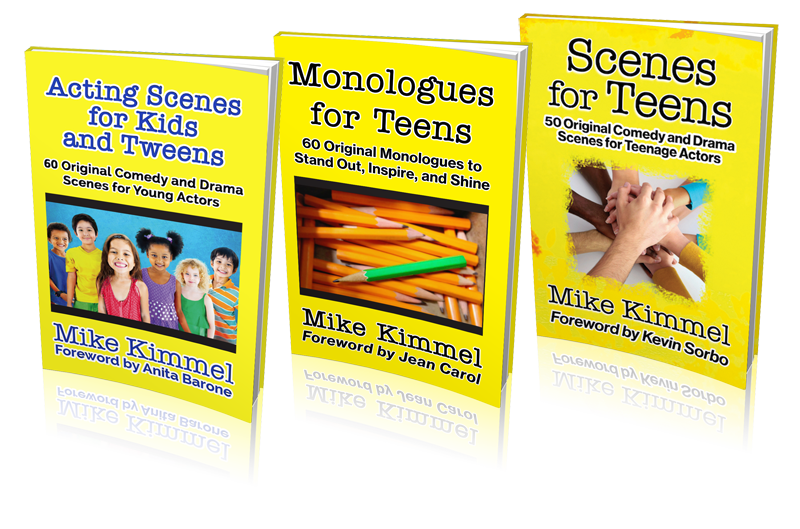 Monologues for Teens, Scenes for Teens, Acting Scenes for Kids and Tweens