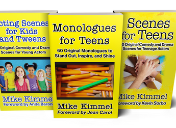 """""""Monologues for Teens"""" Book Review"""