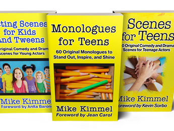 """Monologues for Teens"" Book Review"