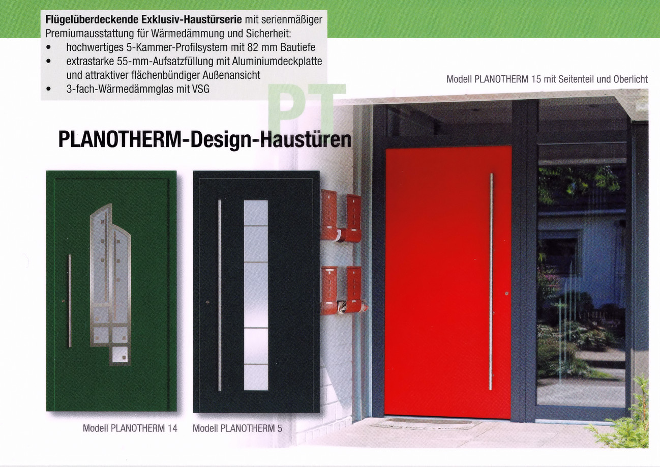 Planotherm-Design-Haustüren.