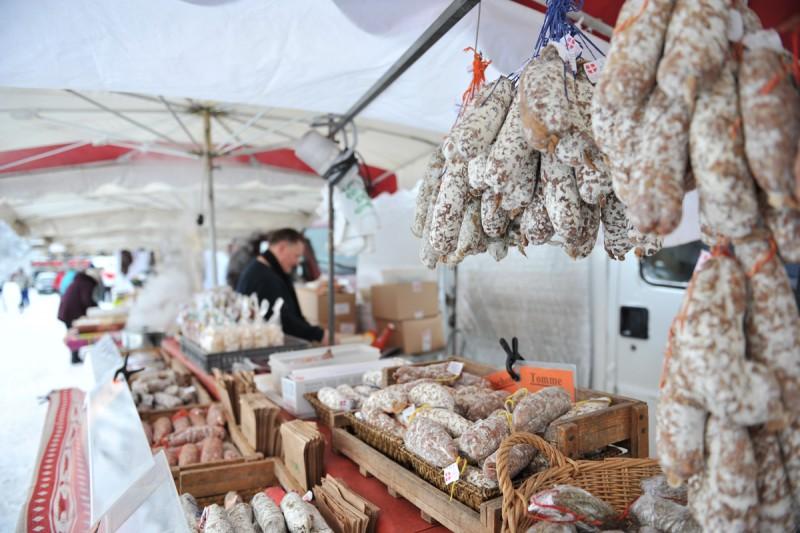 marchés produits locaux