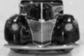 Streetrod Golf Cars - Vintage - LE40 - Black - Golf Car Advisor Magazie