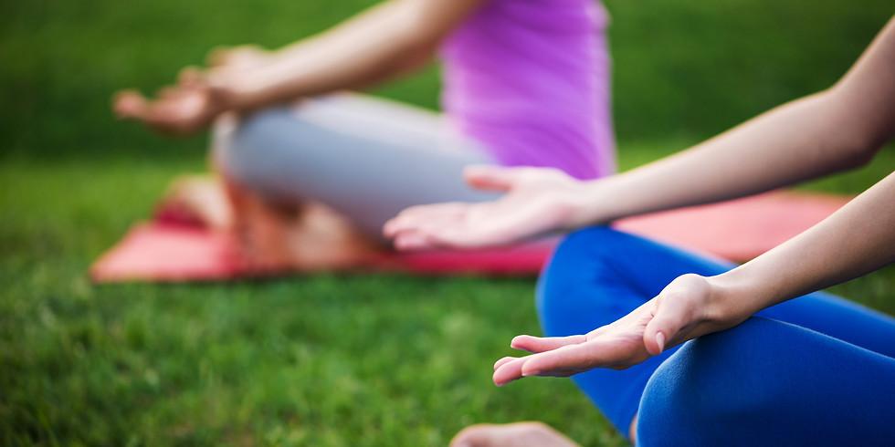 春暖花開|草地瑜珈共振音樂會