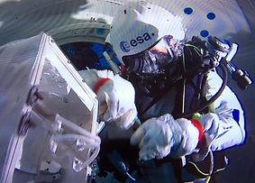 Wir dokumentieren sogar im Weltraum (fast).