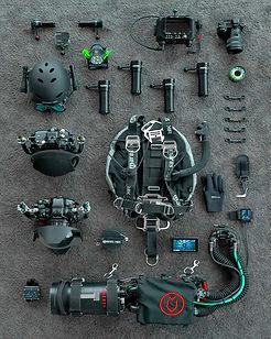 Ausrüstung - lieber zu viel als zu wenig.