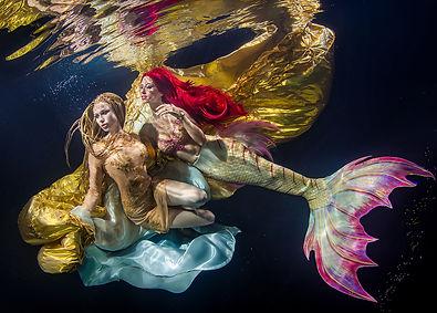 Mermaids oder Meerjungfrauen?