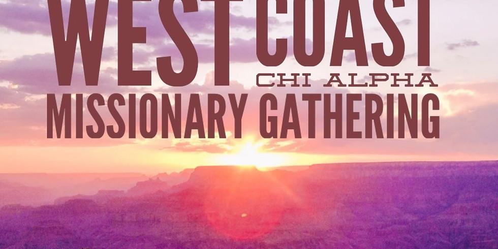 West Coast Missionary Gathering 2021