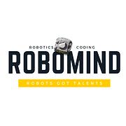 RoboMind Coding Logo