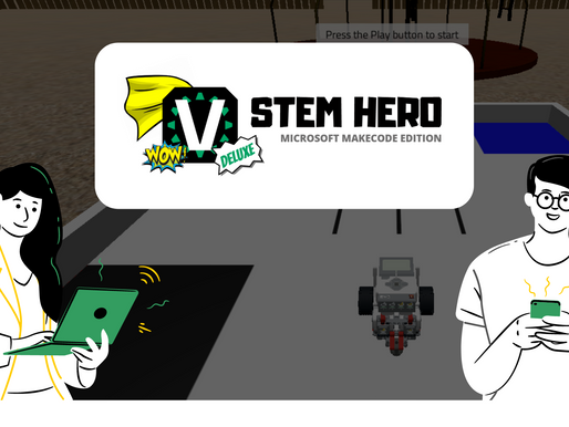 STEM HERO DELUXE COURSES