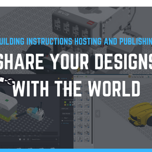 SHARE YOUR DESIGNS WITH THE WORLD