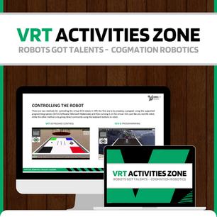 NEW MINDSTORMS EV3 ZONE FOR VRT