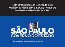 O Espaço Criança tem parceria com a secretaria de Desenvolvimento Social de SP