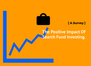 Employment Growth and Search Fund Investing