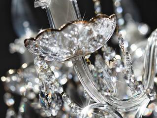 Dancing among crystals