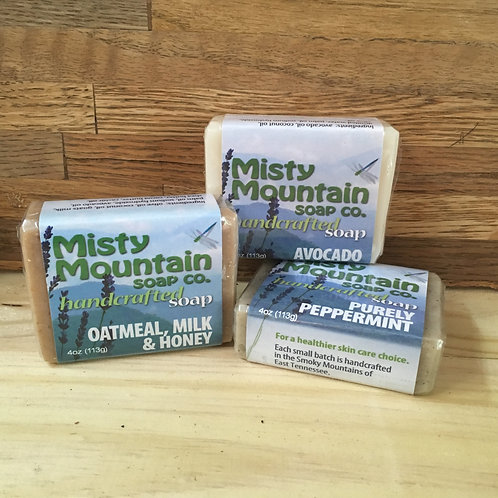 Wellness Bar Soap Products