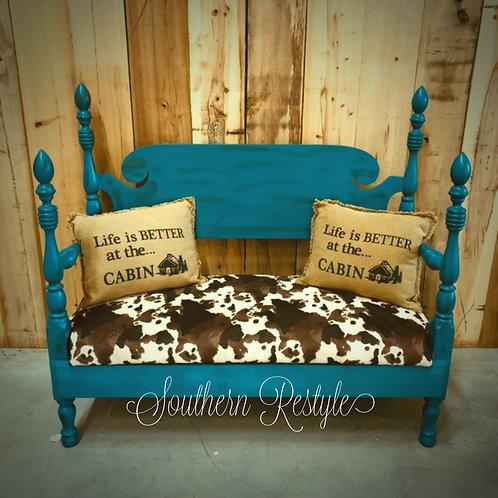 Cowpoke Bench