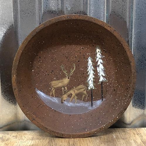 Woodland Holiday Pan