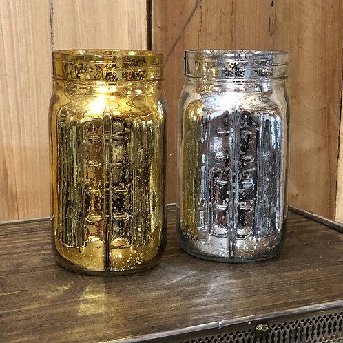 Mercury Shimmer Jars