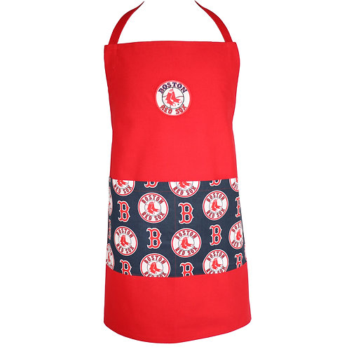 Men's Red Sox Apron - Red