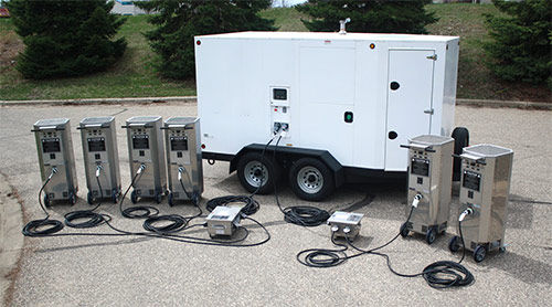 thermal remediation system in vermont
