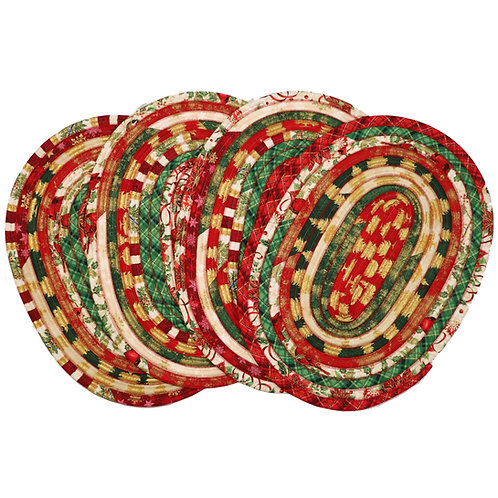 Jelly Roll Christmas - Mat