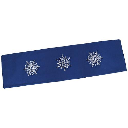 Hot Runner - Simple Snowflakes