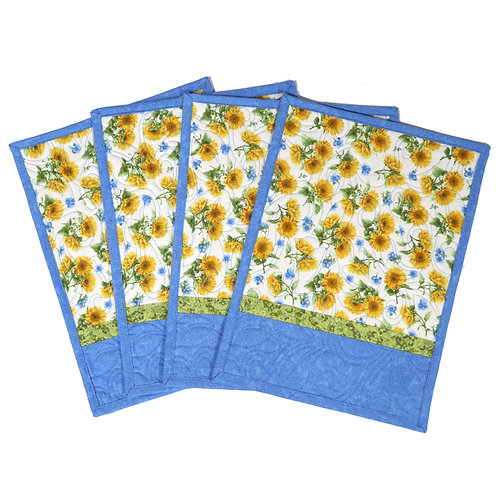 Placemat - Sunflowers