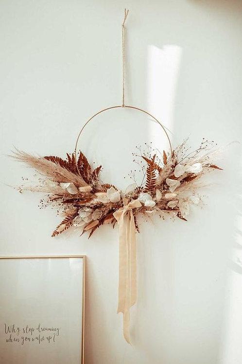Boho Dried Floral Hanging Workshop