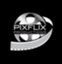 Pixflix Productions_logo_reverse_black b