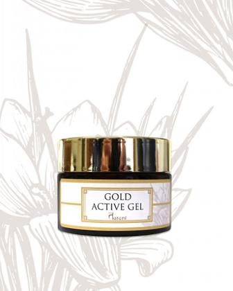 GOLD ACTIV GEL - 50g