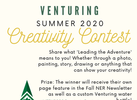 NERV Summer 2020 Creativity Contest