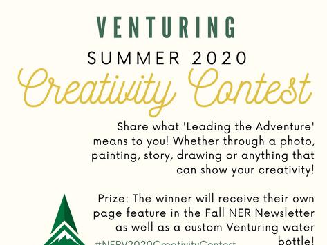 NERV Summer 2020 Creativity Contest