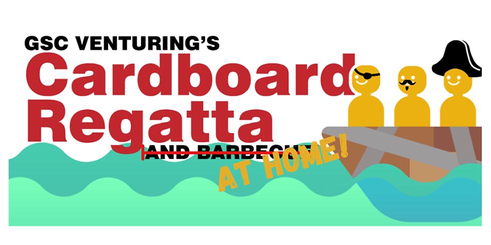Cardboard Regatta at Home! - GSC (A5)
