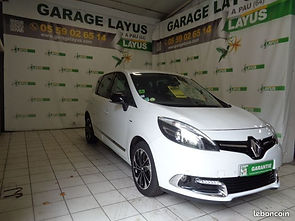 Renault Scénic 1.5 DCI 110 CH ENERGY BOSE ECO2 ...