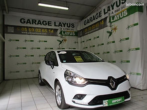 Renault Clio IV TCE 120 EDC LIMITED