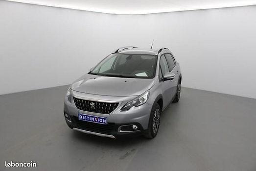 Peugeot 2008 EAT6 1.2 PURETECH 110 ALLURE S&S