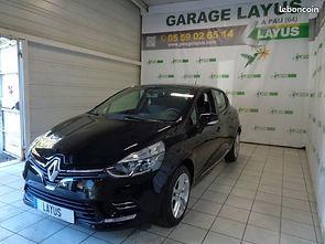 Renault Clio IV Génération Tce 75