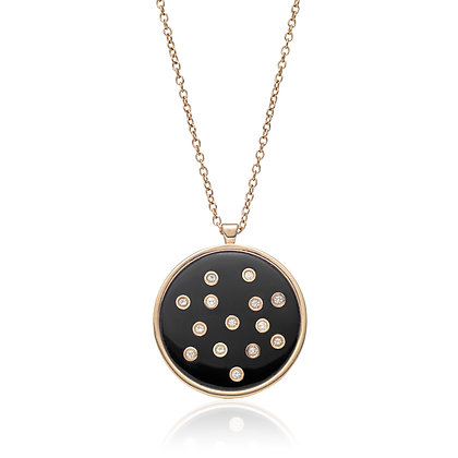 LSD Grand Polka Dot Pendant Necklace